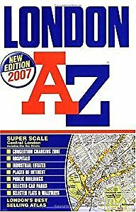 London Street Atlas, Geographers A-Z Map Company, Used; Acceptable Book