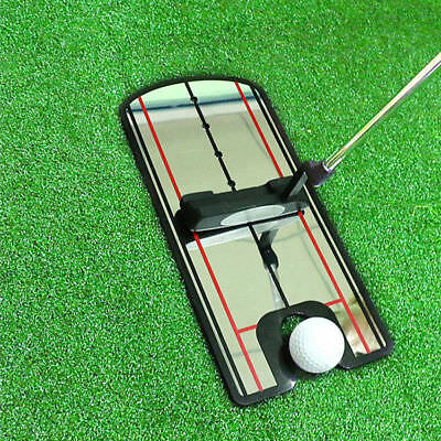 SquareUp Putting Mirror    Eyline-Funktion    vom PGA Pro