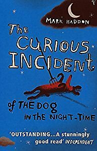 The Curious Incident of the Dog in the Night-time, Mark Haddon, Used; Acceptable