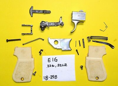 EIG DERRINGER PEPPERBOX GUN PARTS LOT ALL THE PARTS PICTURED 4 ONE PRICE  18-298