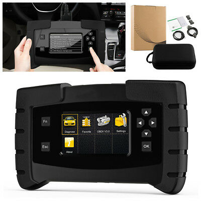 OBD2 OBD II Car Full System Scanner ECU Programming Coding Diagnostic Scan Tool
