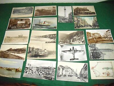 Interesting postcard collection job lot 20 postcards lot 5