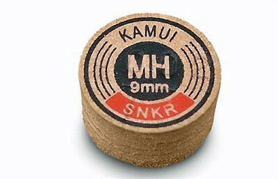 Kamui Original Snooker Tip Available In Various Sizes And Densities S2025