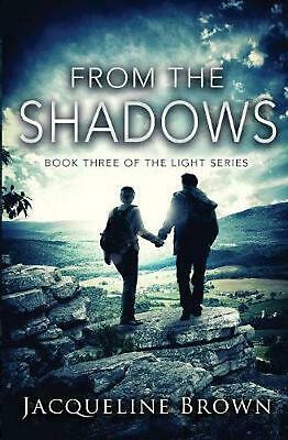 From the Shadows by Jacqueline Brown Paperback Book Free Shipping!