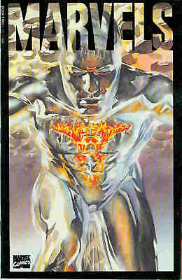 Marvels # 3 (of 4) (Alex Ross, 52 pages) (USA, 1994)