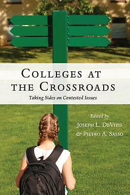 Colleges at the Crossroads - 9781433134227 PORTOFREI