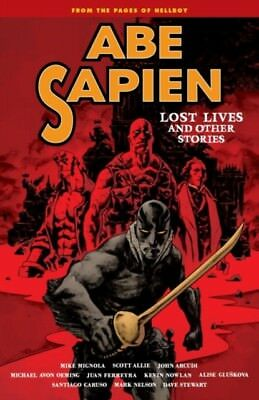 ABE SAPIEN VOL 9, Mignola, Mike, 9781506702209