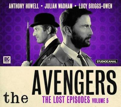 The Avengers 5 - The Lost Episodes by  | Audio CD Book | 9781781785553 | NEW