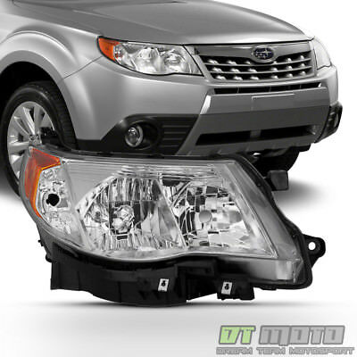 2009 2017 Subaru Forester Headlight Halogen Headlamp Replacement Penger Side