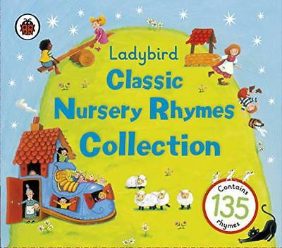 Ladybird: Classic Nursery Rhymes Collection by  | Audio CD Book | 9780241282588