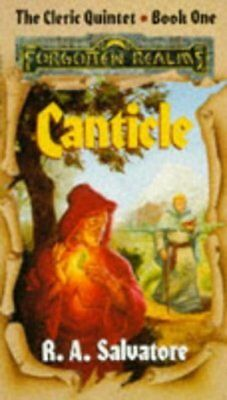 Canticle by R. A Salvatore (Paperback / softback)