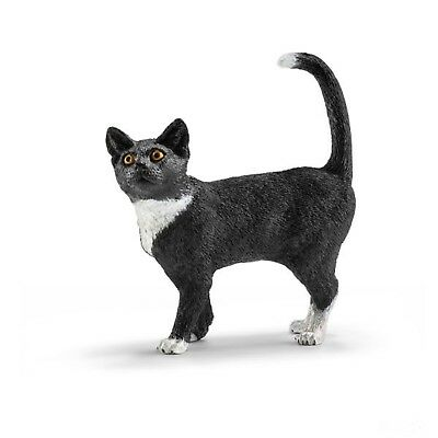Standing Cat 13770 sweet strong tough looking Schleich Anywheres a Playground