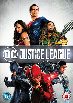 Justice League DVD (2018) Ben Affleck, Snyder (DIR) cert 12 Fast and FREE P & P