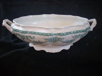 "Antique ""ophelia"" Double Handled Bowl"