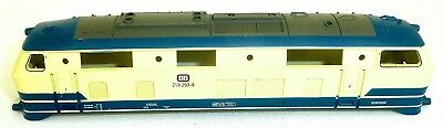 Diesel Locomotive Case V 218 293-9 DB Blue Beige TT 1:120 SPARE Å