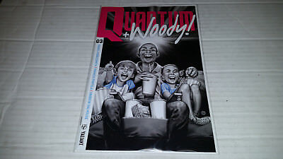 Quantum and Woody # 3 (2018, Valiant) 1st Print Cover A