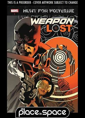 (Wk18) Hunt For Wolverine: Weapon Lost #1A - Preorder 2Nd May