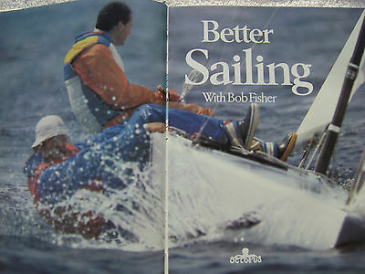 Better Sailing Book Maritime Nautical Marine (#033)