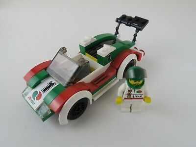 Lego City 60053 Race Car With 1x Mini Figure No Instructions