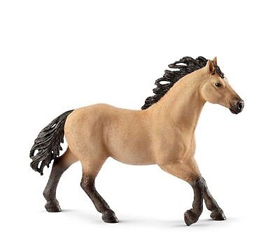 Quarter Horse Stallion13853 strong tough looking Schleich Anywheres a Playground