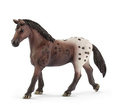 Appaloosa Mare 13861  strong tough looking Schleich Anywheres a Playground