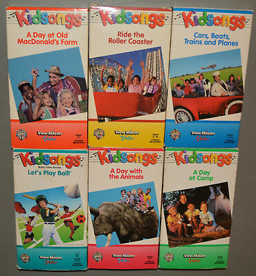Kidsongs Vhs Www Picswe Com