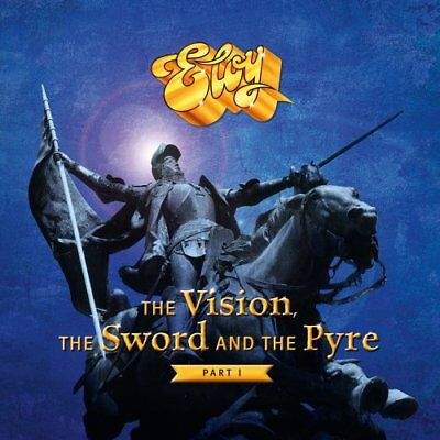 ELOY - The Vision  The Sword And The Pyre Part. I - 2 LP MadeInGermany