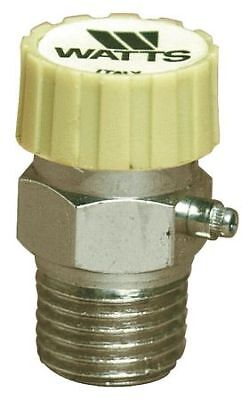 Automatic Vent For Hot Water,1/8In,Brass WATTS HAV- 1/8