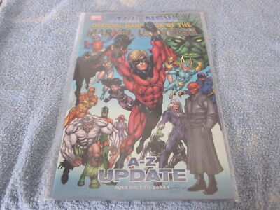 Comic Marvel Universe A To Z Update
