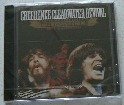 THE 20 GREATEST HITS (Best of) - CREEDENCE CLEARWATER REVIVAL (CD) NEUF SCELLE