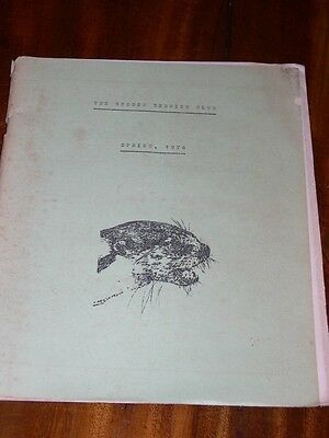 "Rare Border Terrier Dog Book ""the Border Terrier Club Yearbook Spring 1978"""