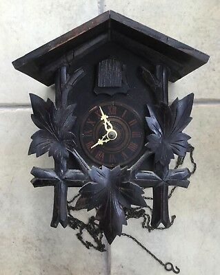 Cuckoo Clock - Vintage - For restoration