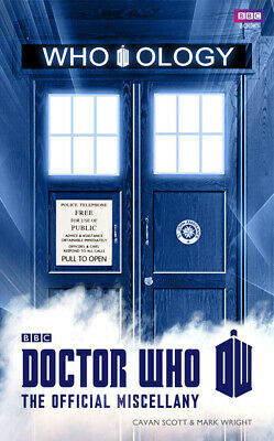 Who-ology: Doctor Who, the official miscellany by Cavan Scott (Hardback)