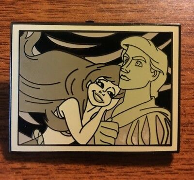 Films Surprise Mystery Pin CHASER ARIEL ERIC STATUE Disney Little Mermaid LE600