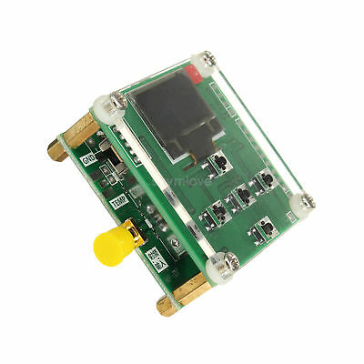 8GHz RF Power Meter 1-8000Mhz OLED -55~-5 dBm + Sofware RF Attenuation Value