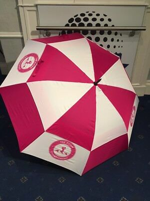 The Evian Chamionship Umbrella