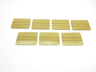 7x New 3m PA-1 Gold Hand Applicator Squeegee