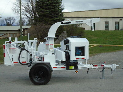 2011 Brush Bandit 90Xp Wood Chipper Forestry Arborist