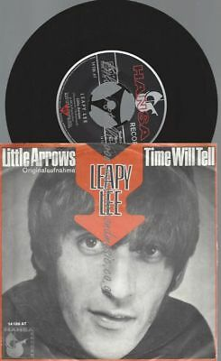 "7""  Leapy Lee ‎– Little Arrows"