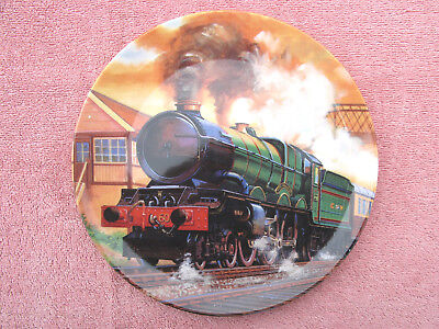 Hornby/royal Doulton: 'regal Power' - Ltd Edition Collector's Plate - Excellent