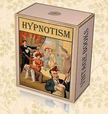 215 Hypnotism Books on DVD Hypnosis Learn Hypnotist Mind Control Telepathy G4