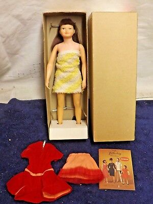 Vintage REMCO Libby Littlechap DOLL Fresh From My Shower in Original BOX