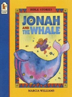 Bible stories: Jonah and the whale by Marcia Williams (Paperback / softback)