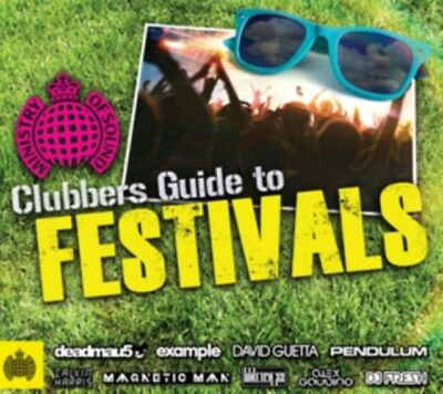 Clubbers Guide To Festivals, 5051275035520