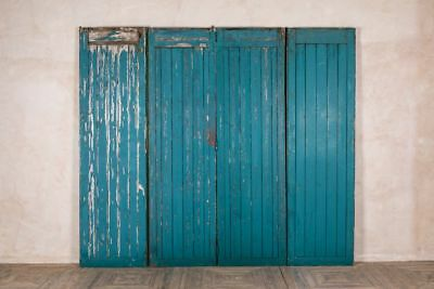 Room Dividers Wall Cladding Vintage Restaurant Screen Old Wooden Garage Doors