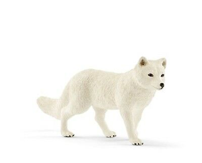 14805 Arctic fox so sweet Schleich Anywheres Playground beautiful