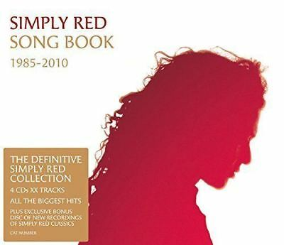 SIMPLY RED - SONG BOOK : 1985-2010 (4 Disque) - Album CD NEUF