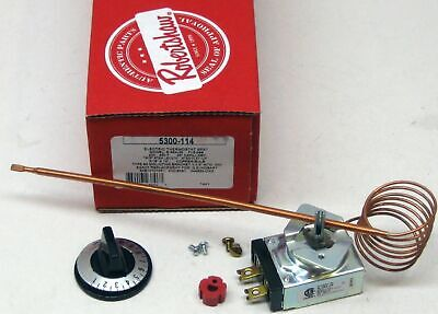 5300-114 Robertshaw Electric Oven Thermostat S-384-36 F16-598 461023 54B107070P1