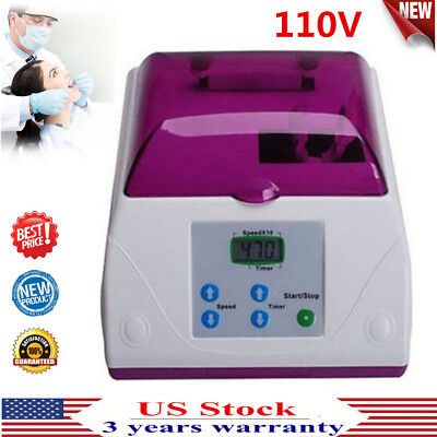 Electric HL-AH High Fast Speed Amalgamator Dental Lab Capsule Mixer 110V SALE