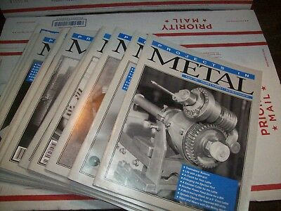 Atlas Craftsman Logan South Bend Lathe Projects In Metal Magazine Lot